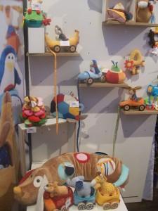 Play Q Baby Learning und Nachziehtiere